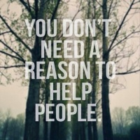 Day 11 #MHAMBC #MHAM How do I help others have hope? I don't need a reason; It just happens!